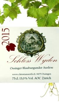Schloss Wyden 75cl